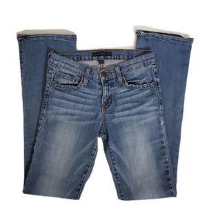 Flying Monkey Platinum Light Wash Skinny Jeans 25